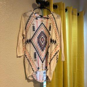 Aztec tunic